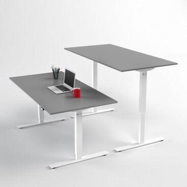 hoj-och-sankbart-skrivbord-vitt-stativ-och-gra-skiva